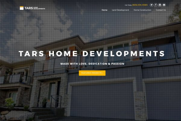 Tars Home Developments